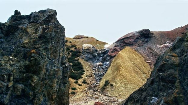 Tattered Rocks by Abigail Sidebotham