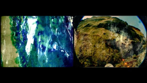 EROSION – INTER CHANGE OF STATE by Julian Hand